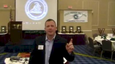 Bryan Hazard Introduces the NWHOF - Virginia Chapter event