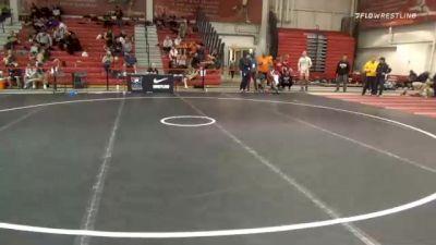 86 kg Consolation - Carson Berryhill, Oklahoma Regional Training Center vs Kyle Haas, Cowboy Wrestling Club
