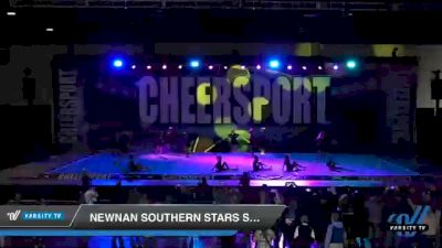 Newnan Southern Stars SHOCKWAVE [2021 Junior 2.1 Prep D2] 2021 CHEERSPORT: Atlanta Grand Championship