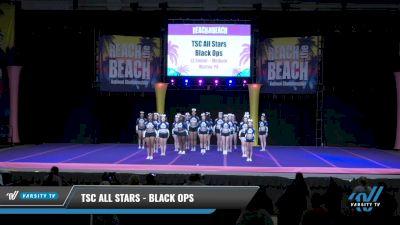 TSC All Stars - Black Ops [2021 L3 Senior - Medium Day 2] 2021 ACDA: Reach The Beach Nationals