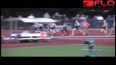 Olympian Lopez Lomong Last 2 laps in Payton Jordan 5k...I think