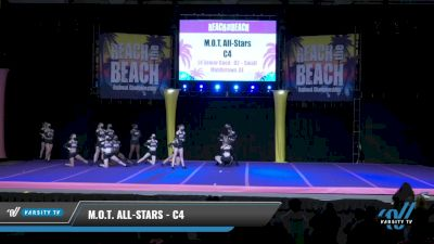M.O.T. All-Stars - C4 [2021 L4 Senior Coed - D2 - Small Day 2] 2021 ACDA: Reach The Beach Nationals