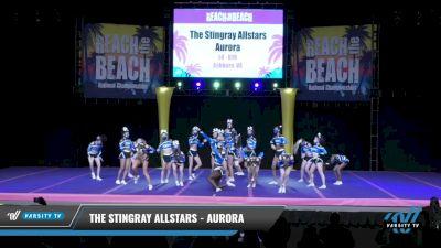 The Stingray Allstars - Aurora [2021 L4 - U19 Day 1] 2021 ACDA: Reach The Beach Nationals