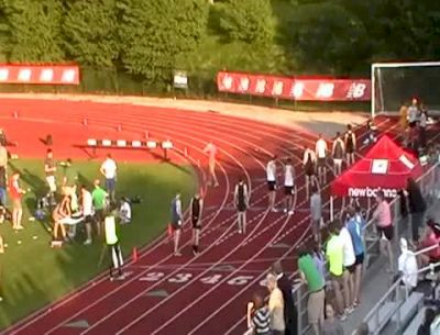 M800 H4 - Seeded Section of NB Featured Event