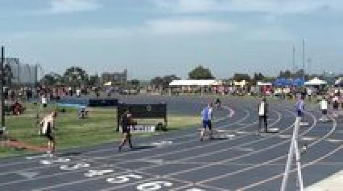 Big West 800m Charles Jock vs  Ryan Martin