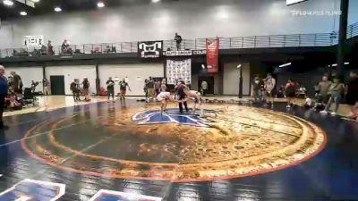 112 lbs Final - Wade Rees, Elite Athletic Club vs Ameer Khalil, Team Gotcha