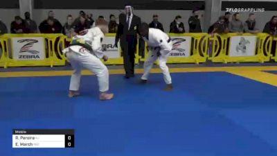 Ronaldo Pereira vs Enrique March 2020 American National IBJJF Jiu-Jitsu Championship