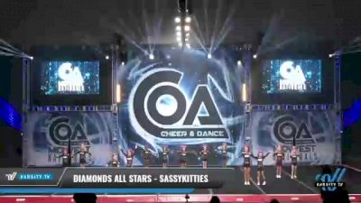 Diamonds All Stars - Sassykitties [2021 L2 Mini - Small Day 2] 2021 COA: Midwest National Championship
