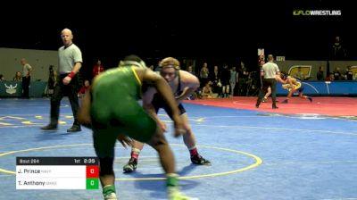 149 lbs Round Of 16 - Jared Prince, Navy vs Tejon Anthony, George Mason