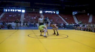 130 lbs finals Caputo Apex vs. McCabe X-Cel