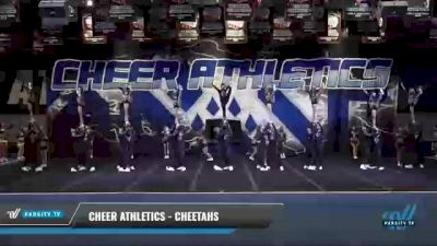 Cheer Athletics - Plano - Cheetahs [2021 L6 Senior Large Coed] 2021 The MAJORS