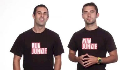 RUN JUNKIE: Lemonade Stands, Lo Lo Lovin, and 90's Tips
