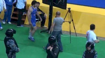 96 kg finals Abdusalam Gadisov vs. Khadzhimurat Gatsalov