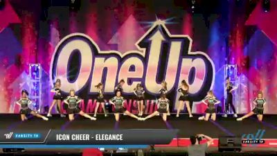 Icon Cheer - Elegance [2021 L4 Junior - D2 Day 2] 2021 One Up National Championship