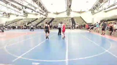 140 lbs Round Of 32 - Spencer Boucher, Catamount vs Samuel Almedina, Mat Assassins