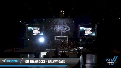 GU Shamrocks - Galway Gals [2021 L2 Junior - D2 - Small - A Day 2] 2021 The U.S. Finals: Louisville