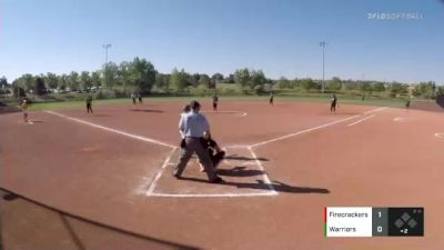 Warriors vs. Firecrackers - 2021 Colorado 4th of July
