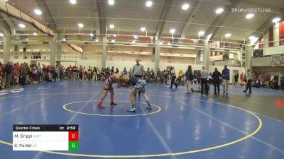 Quarterfinal - Matt Grippi, NC State vs Selwyn Porter, The Citadel