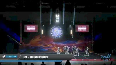 ICE - Thunderbolts [2021 L3 Youth Day 2] 2021 GLCC: The Showdown Grand Nationals