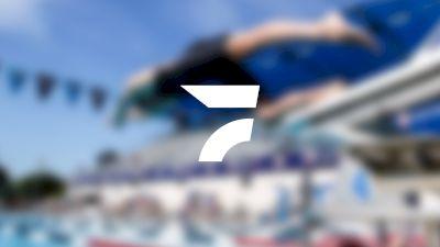 Full Replay: Big East Swimming & Diving Champs - Apr 8