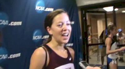Natosha Rogers Texas A&M 10k Champion at 2012 NCAA Outdoor Champs