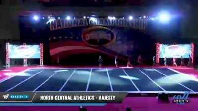 North Central Athletics - Majesty [2021 L1 Youth - D2 Day 2] 2021 ACP: Midwest World Bid National Championship