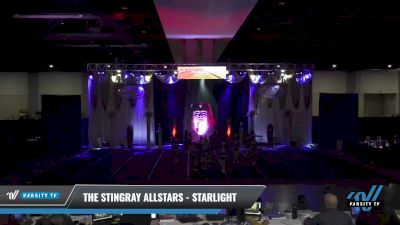 The Stingray Allstars - Starlight [2021 L5 Junior Coed Day 1] 2021 Queen of the Nile: Richmond