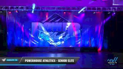 PowerHouse Athletics - Senior Elite [2021 Senior - Contemporary/Lyrical - Small Day 2] 2021 ACP Power Dance Nationals & TX State Championship