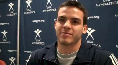 Alex Buscaglia: Battling Back from His Lowest Point at Winter Cup and on to Olympic Trials