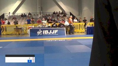 GEOFFREY VILLARREAL vs JOÃO PEDRO BUENO MENDES 2019 American National IBJJF Jiu-Jitsu Championship