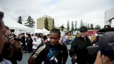 Yohan Blake Wins in Edmonton, Focuses on Trials 2012 Donovan Bailey Invite