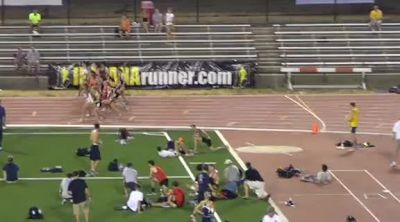 W 1500 H01 (Sec A, LaCaze continues streak 4:12 win at 2012 American Miler's Club)