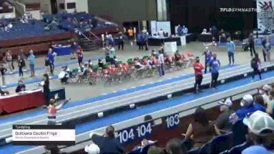 Dulciana Coutin Frigo  - Tumbling, World Champions Centre  - 2021 Region 3 T&T Championships
