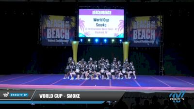 World Cup - Smoke [2021 L6 International Open Coed - NT Day 2] 2021 ACDA: Reach The Beach Nationals