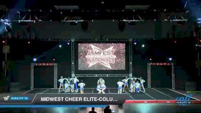 Midwest Cheer Elite-Columbus - ViNTage [2021 L6 International Open Coed - NT Day 2] 2021 JAMfest Cheer Super Nationals