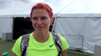 Anna Pierce upset but ready for more after missing 1500 team at 2012 US Olympic Trials