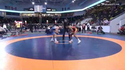 70 kg Consolation - Elroy Perkin, Gopher Wrestling Club - RTC vs Tyler Berger, Sunkist Kids Wrestling Club