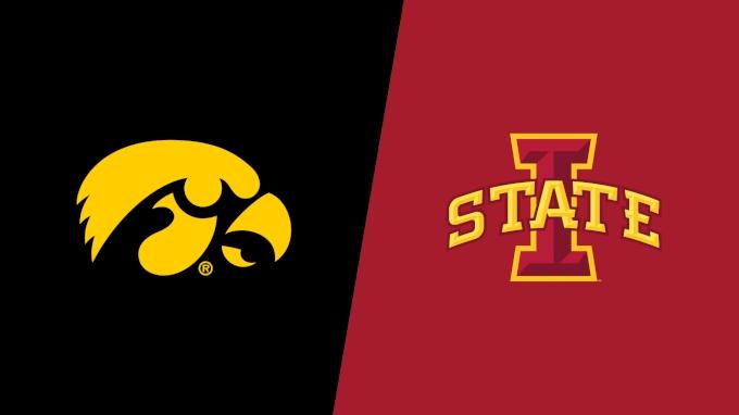 picture of 2019 Iowa vs Iowa State | NCAA Wrestling