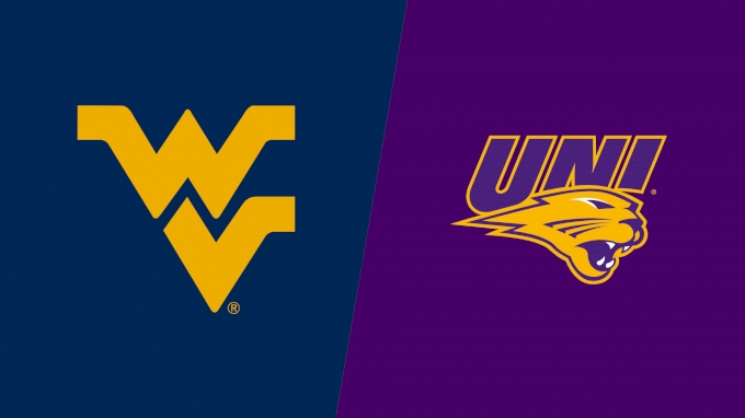 picture of 2020 West Virginia vs Northern Iowa | NCAA Wrestling