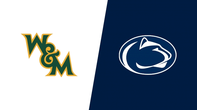picture of 2020 William & Mary vs Penn State | Big Ten Men's Gymnastics