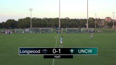 Replay: Longwood vs UNCW | Sep 18 @ 6 PM