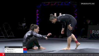 Beatriz Mesquita vs Luiza Monteiro WNO: The Return of Gordon Ryan