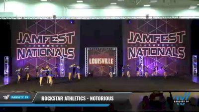 Rockstar Athletics - Notorious [2021 L2 Junior - D2 - Small Day 2] 2021 JAMfest: Louisville Championship