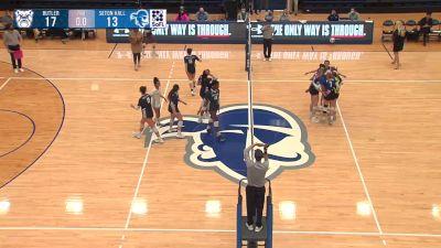 Replay: Butler vs Seton Hall | Oct 23 @ 6 PM