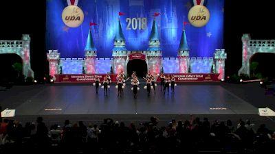 Linn-Mar High School [2018 Medium Pom Prelims] UDA National Dance Team Championship