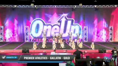 Premier Athletics - Gallatin - Gold [2021 L1 Junior - Small Day 1] 2021 One Up National Championship