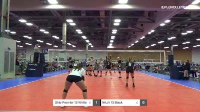 Ohio Premier 13 White vs NKJV 13 Black - 2019 JVA Summerfest