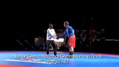 Junior Greco Finals Action