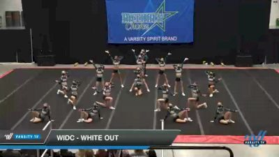 WIDC - WHITE OUT [2021 L4 Senior Coed - D2 Day 1] 2021 Badger Championship & DanceFest Milwaukee