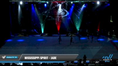 Mississippi Spirit - Jade [2021 L1 Mini Day 2] 2021 The U.S. Finals: Pensacola